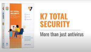K7 TotalSecurity crack